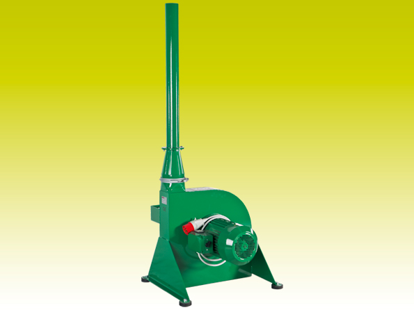 Hammer mill KH3/11kW with fan
