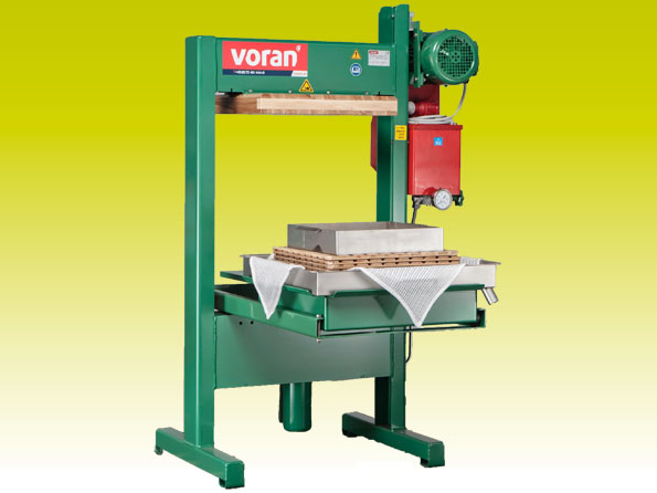 voran packing press 50P